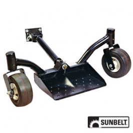 Sulky, Dual Wheel Swivel