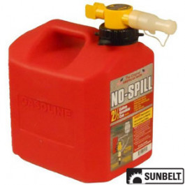 No-Spill CARB Gas Can (2.5 gallon)