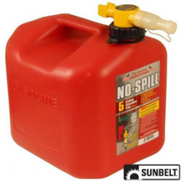 No-Spill CARB Gas Can (5 gallon)