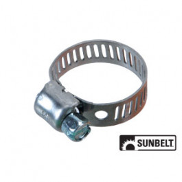 Hose Clamp, 1/2' to 29/32'