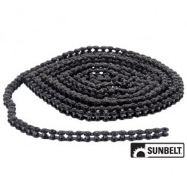 Roller Chain, Chain #25 (10 ft)