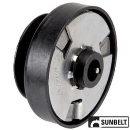 Max-Torque Belt Drive Clutch