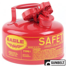 Eagle Type-I Safety Cans (gallon)