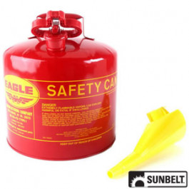 Eagle Type-I Safety Cans (5 gallon)