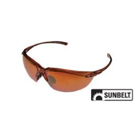 Safety Glasses, Sniper, Half Frame