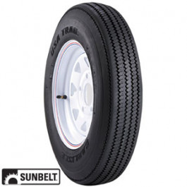Tire, Carlisle, Trailer - USA Trail (20.5 x 8 x 10)