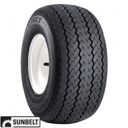 Tire, Carlisle, Golf Gliders - Links (18 x 8.5 x 8)