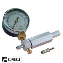 Carburetor Pressure Gauge