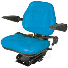 """Big Boy"" Seat; w/ Arm Rests, BLU"