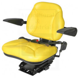 """Big Boy"" Seat; w/ Arm Rests, YLW"