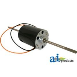 Blower Motor, 2 Wire