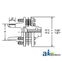 FF4 Clutch Assembly