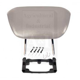 Backrest Extension Kit, GRY VINYL (For use on MSG65 Seats)
