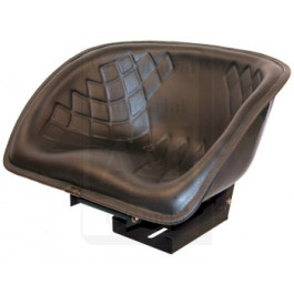 Bucket Style Seat, BLK FRAME