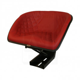 Bucket Style Seat, RED FRAME