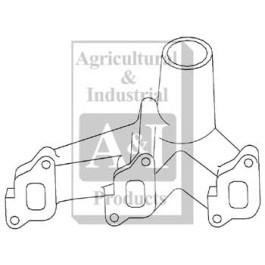 Extension, Exhaust Manifold (Vertical)