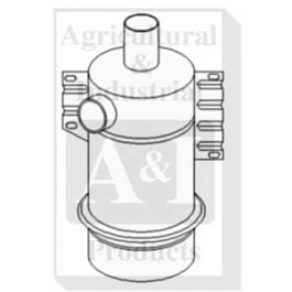"Assembly, Air Cleaner (6"")"