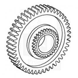 Gear, 2nd Assembly