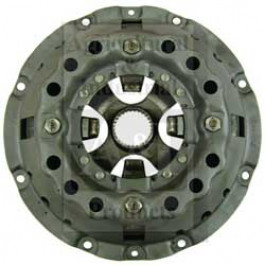 "Pressure Plate: 11"", Single, Pressed Steel, w/ 29 Spline PTO Hub"