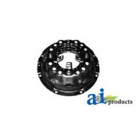 "Pressure Plate: 11"", pressed steel, w/o release plate, RE-MFG"