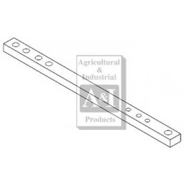 Drawbar, Straight