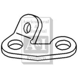 Eyelet, Check Chain (RH)