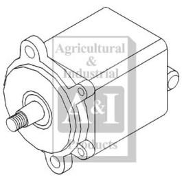 Pump, Power Steering w/o Reservoir