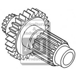 Gear, Countershaft Secondary
