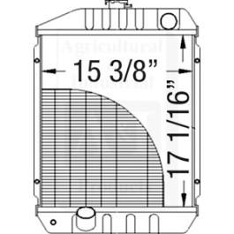 Radiator - CH19296
