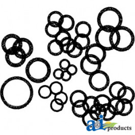 Seal Kit & O-Ring, Hydraulic Lift Cover, Cylinder & Pump