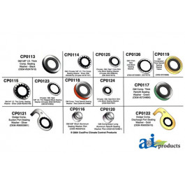 Universal Sealing Washer Box Kit