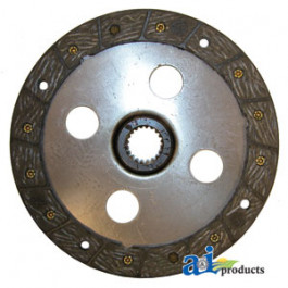 Disc Assembly, Torque Limiter, 8""