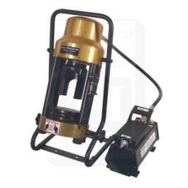 D160 Crimper, Stand-A-Lone w/ Pneumatic Pump