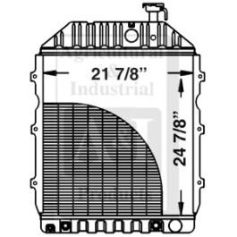 Radiator w/ Oil Cooler