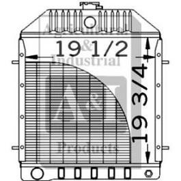 Radiator - D81055