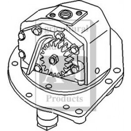 Pump, Hydraulic (Mounts in Transmission Housing)