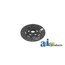"PTO Disc: 9.062"", organic, rigid, incl w/ pressure plate"