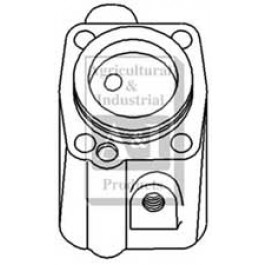 Hydraulic Control Valve Housing, Steering