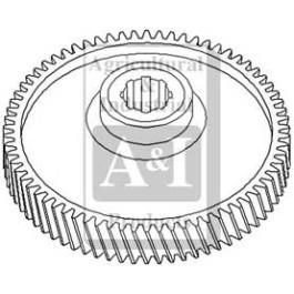 Gear, PTO Driven (540 RPM)