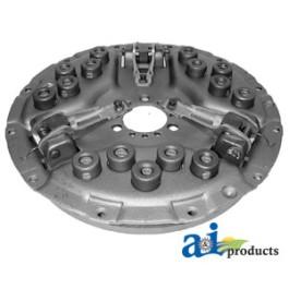 """Pressure Plate: 14"""", 3 lever, w/ 2.048"""" flywheel step"""