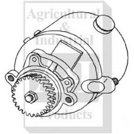 Pump, Power Steering (Economy)