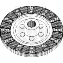 Clutch Disc, Torque Limiter