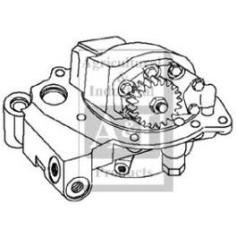 Pump, Hydraulic (Tandem Gear)
