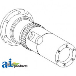 Housing, Primary Countershaft, Variable Sleeve