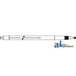 Shaft-Rasp Bar Threshing Cylinder (Dual Range)