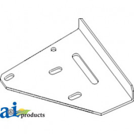Bracket, Support; Straw Chopper (RH)