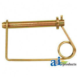 "Hitch Pin, Handle Lock, 1/2"" x 4 1/4"""