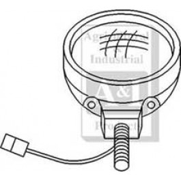 Headlamp Assembly (12 Volt)