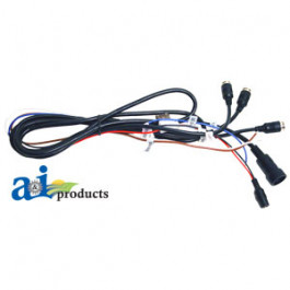 CabCAM Harness, 13 Pin