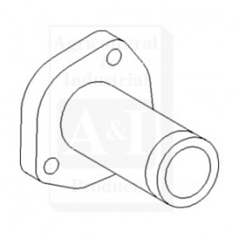 Exhaust Elbow w/ Gasket
